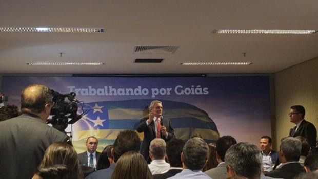 Confira os nove futuros secretários anunciados por Ronaldo Caiado