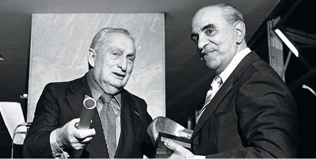 A grande vingança de Roberto Marinho, da Globo, contra Adolpho Bloch, da TV Manchete