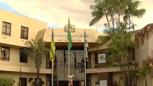 Câmara Municipal de Goiânia suspende atividades presenciais para desinfecção do prédio