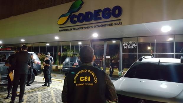 Delação premiada aponta irregularidades em contratos da Codego