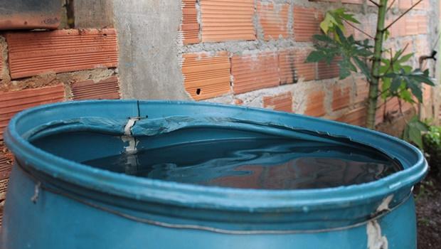 Bairros da Grande Goiânia sofrem com a falta de abastecimento de água