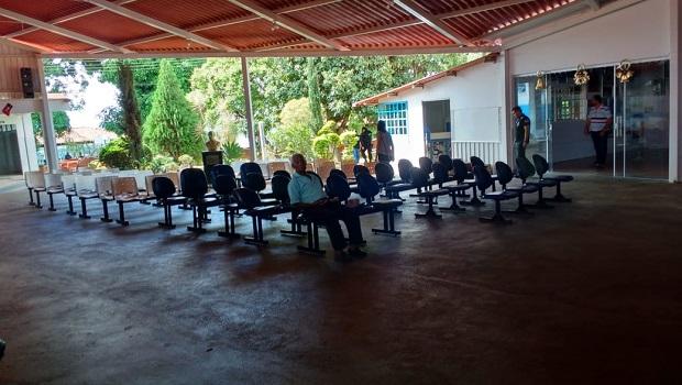 Farmácia da Casa de Dom Inácio de Loyola é interditada pela Vigilância Sanitária