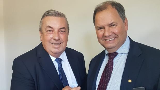 Zé Mário Schreiner é eleito vice-presidente da FPA da região Centro-Oeste