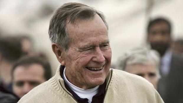 Ex-presidente dos EUA, George H. W. Bush morre aos 94 anos