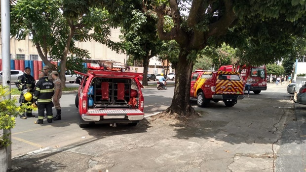 Vazamento de gás provoca princípio de incêndio em escola de Goiânia