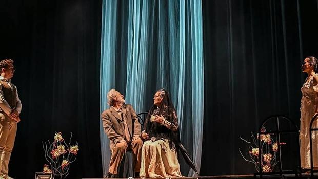"Cia. de Teatro Sala Três apresenta ""Bodas de sangue"", de Federico García Lorca"