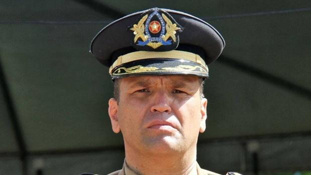 Coronel Renato Brum anuncia próximo comandante da Rotam