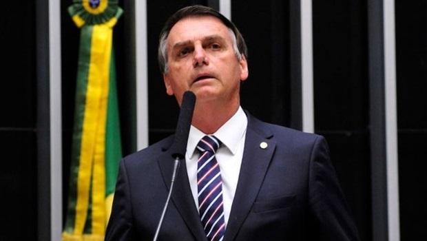 Pelo Twitter, Bolsonaro reafirma compromisso de reduzir o Estado