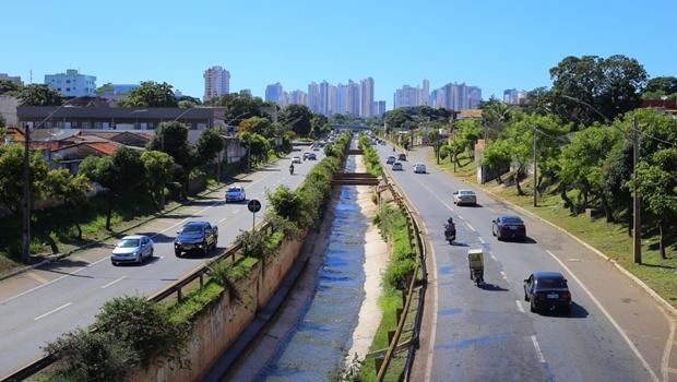 Em obras desde o mês de julho, Marginal Botafogo será liberada nesta sexta-feira, 14