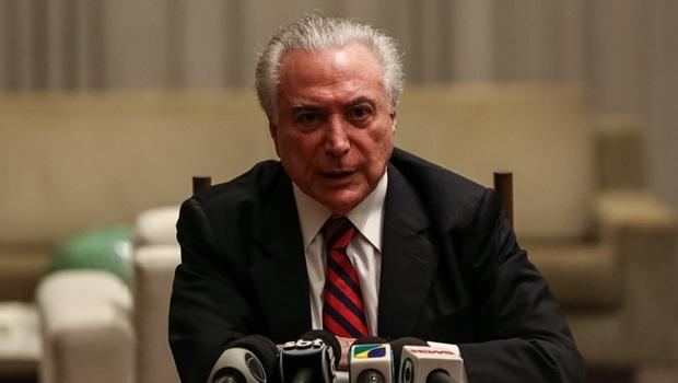 Planalto confirma que Temer não concederá indulto de Natal