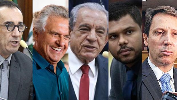 Kajuru diz que o candidato de Iris e Caiado será derrotado na Câmara Municipal de Goiânia