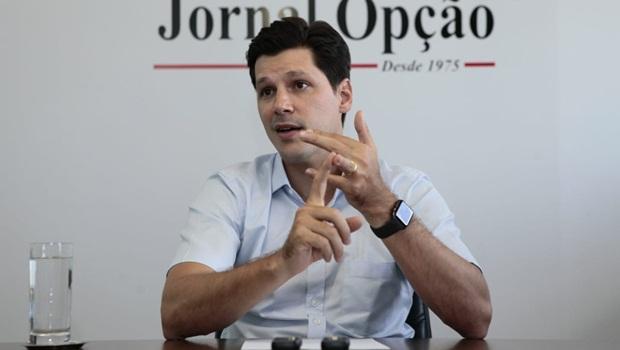 """""""Governo é reativo, sem iniciativa. Letárgico, lento"""", afirma Daniel Vilela"""