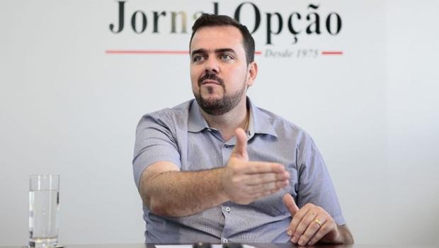 """""""Gustavo Mendanha vai ser eleito no primeiro turno e com 80% dos votos"""", diz líder do Podemos"""