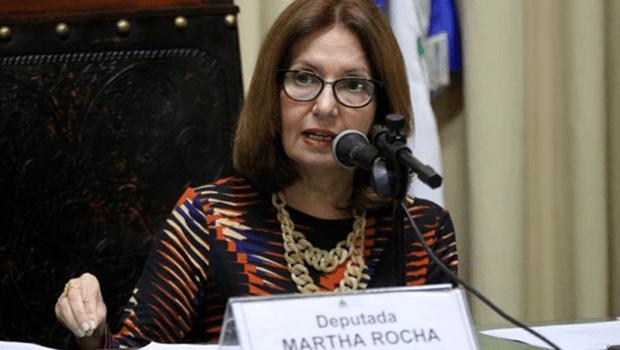 Deputada Martha Rocha sofre atentado no Rio de Janeiro