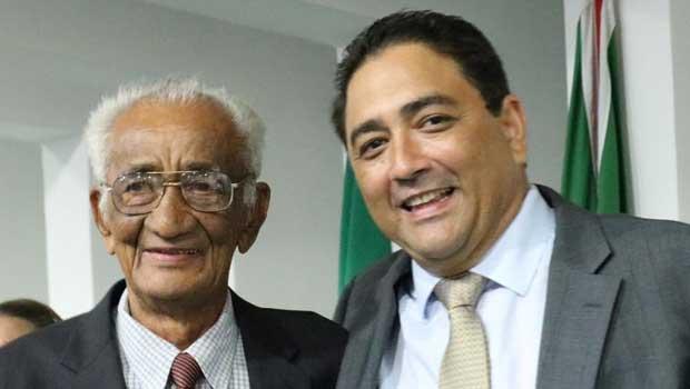 Morre em Goiânia o magistrado Antônio Barreto de Araújo, pai do deputado Talles Barreto