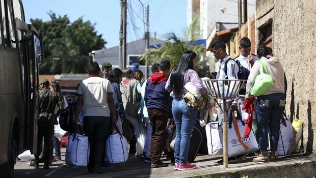 Governo prorroga Operação Acolhida a venezuelanos até 2020