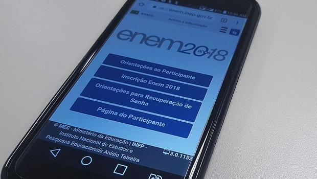 Resultado do Enem já está disponível para os 4,1 milhões de concorrentes