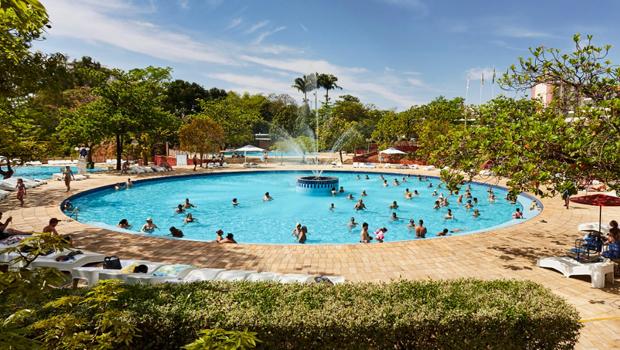 Sesc Caldas Novas é eleito um dos melhores do Brasil pela revista Viagem e Turismo