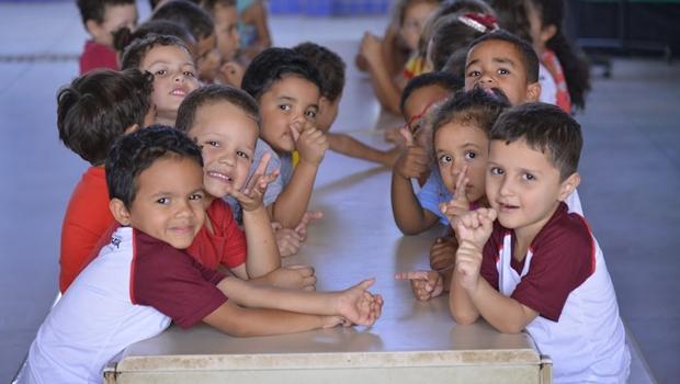 Prefeitura de Aparecida chama 1,7 mil crianças do cadastro reserva para Cmeis