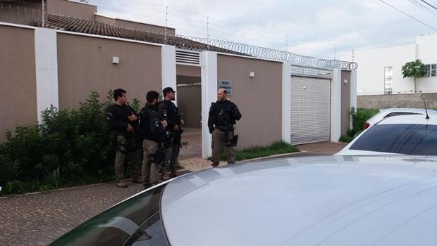 Polícia Civil deflagra 5ª fase da Operação Catarse