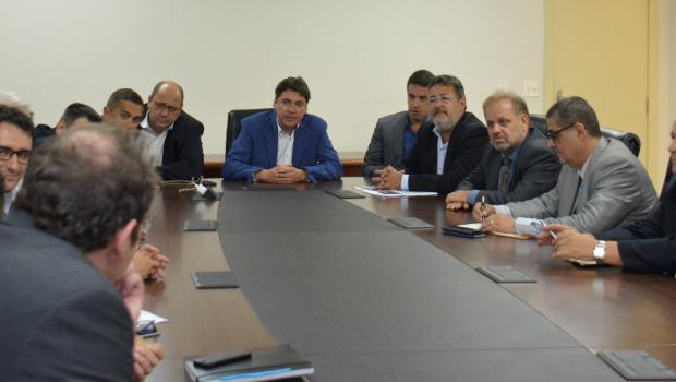Empresa de gás natural anuncia interesse de investir em Goiás
