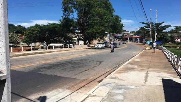 Após chuvas, Seinfra reforma ponte na Avenida 24 de Outubro em Campinas