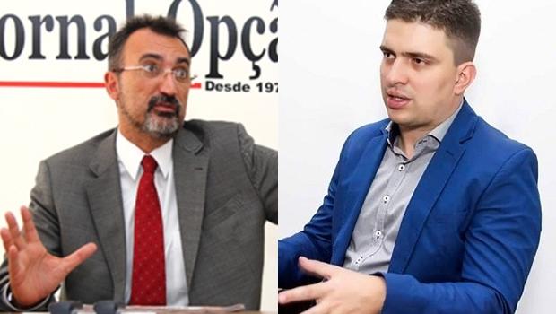 """Humberto Aidar ataca Teófilo: """"Aqui o senhor não é delegado, não!"""""""
