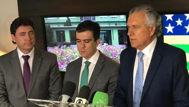 """""""A Enel é a pior distribuidora de energia do país"""", diz Ronaldo Caiado"""