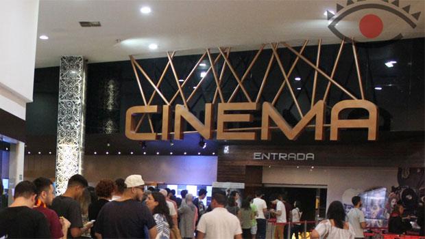Cinema Lumière segue interditado no Shopping Bougainville