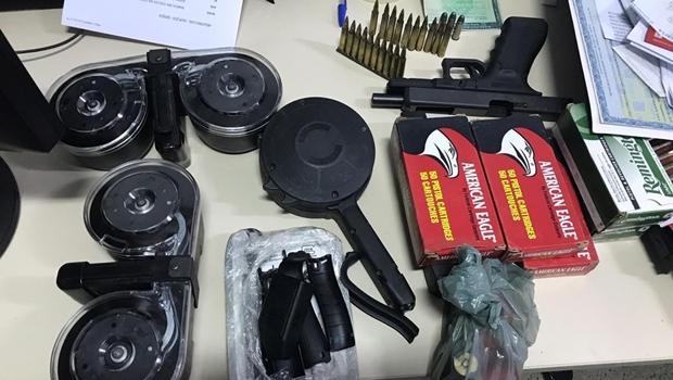 Polícia prende mãe de detento e mais 7 integrantes de grupo criminoso ligado ao Comando Vermelho