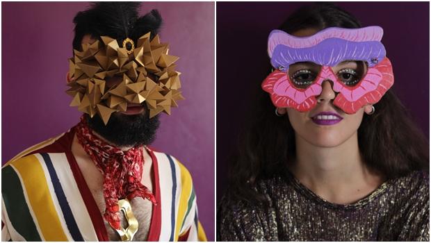 Inspirada no Carnaval, exposição 'Bailinho' chega ao Lowbrow