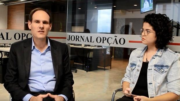 Lissauer Vieira fala dos bastidores das eleições da Alego e dos desafios no comando da Casa