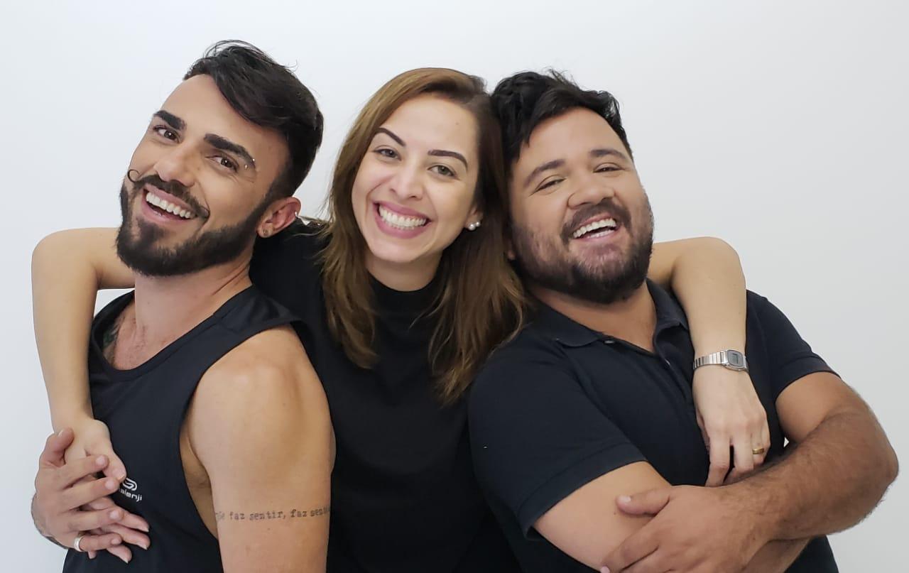 """Grupo """"Os Inoxidáveis"""" apresenta """"Sob Nova Direção"""" no Teatro Goiânia"""