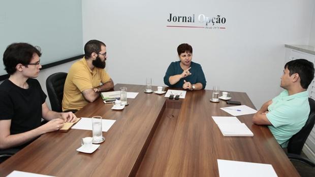 Bia de Lima - Foto Fernando Leite Jornal Opção