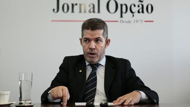 """Delegado Waldir rebate Major Vitor Hugo: """"Não sou subordinado ao presidente"""""""