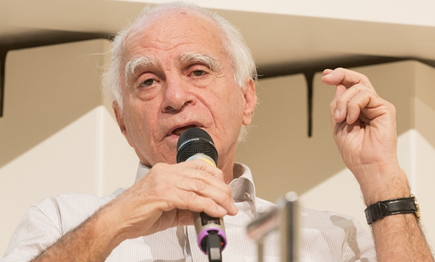 Ignácio de Loyola Brandão é o novo imortal da Academia Brasileira de Letras