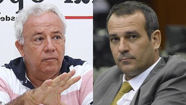 Jalles Fontoura deve enfrentar Renato de Castro em Goianésia. O prefeito não terá apoio do MDB
