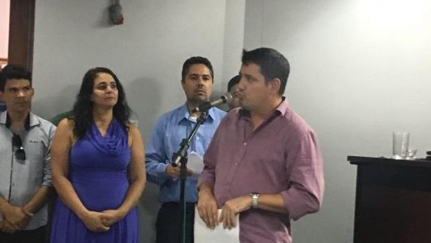 Ronaldo Gonzaga é reeleito presidente do SindiGoiânia, com 97% dos votos
