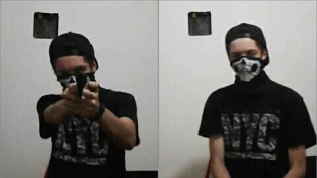 Filho de dependente química, autor de atentado em Suzano queimou foto dos pais antes do crime