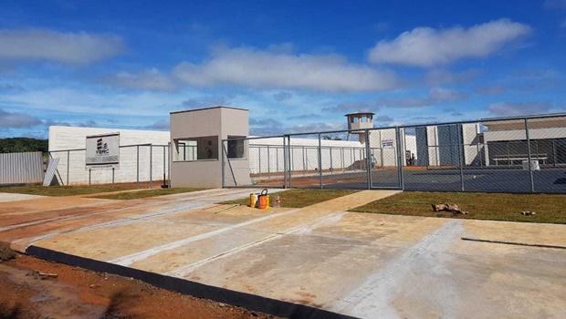 Novo prédio da Casa de Prisão Provisória de Rio Verde tem 24 celas, com capacidade para 271 vagas