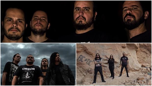 Edição de março do Cidade Rock traz bandas de thrash metal e grindcore