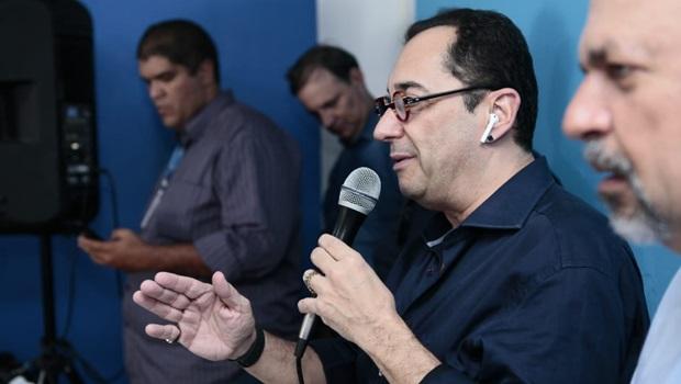 Kajuru diz que repassará 28 milhões de reais para municípios de Goiás. Sua prioridade é saúde