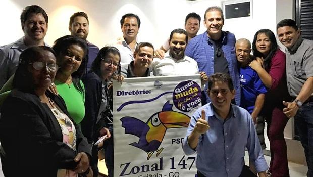 Carlão apoia reeleição de Eurípedes Jerônimo ao diretório municipal do PSDB