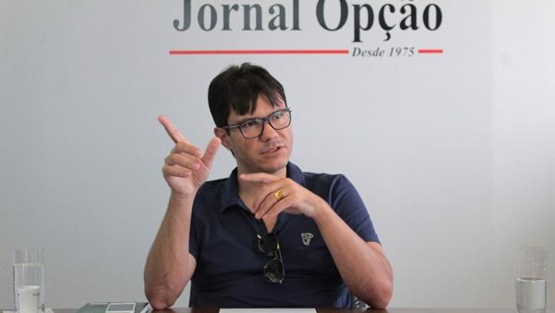 Leonardo Reis - entrevista 17-4-2019 - Foto Fábio Costa Jornal Opção
