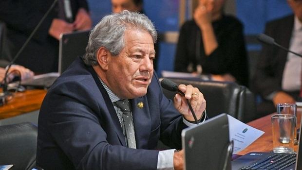 """Se ele for candidato terá meu voto"", diz Luiz do Carmo sobre Daniel Vilela na presidência do MDB"