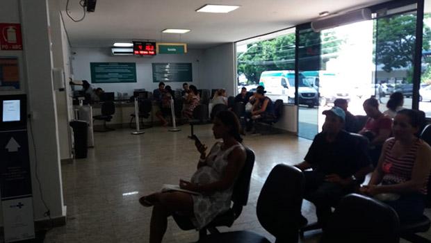 Confusão no HMI e demora em Cais protagonizam pediatria em Goiânia nesta terça