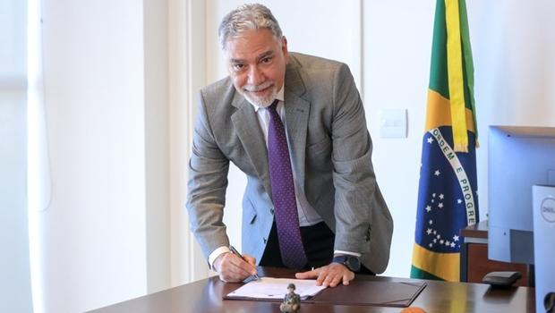 Governo exonera secretário especial do Esporte, general Marco Aurélio