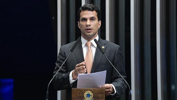 Irajá Abreu diz que PEC beneficiará os Estados | Foto: Roque Sá / Senado