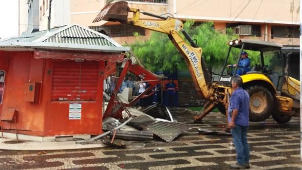 Prefeitura da início à revitalização da Rua do Lazer em Goiânia