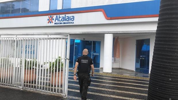 Polícia Civil deflagra operação contra laboratório em Goiânia que sonegou R$ 1 milhão em impostos